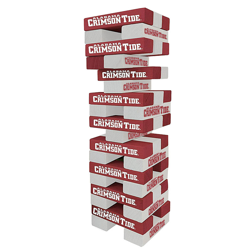 Alabama Crimson Tide Table Top Stackers
