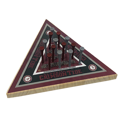 Alabama Crimson Tide Peg Game