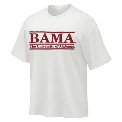 T-Shirt Bama Bar Design