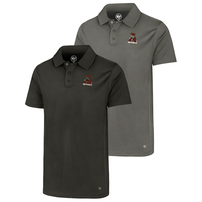 47 Brand Crimson Tide Ace Polo (SKU 13187224208)