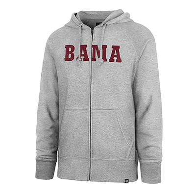 47 Brand Ovation Bama Full Zip With Hood