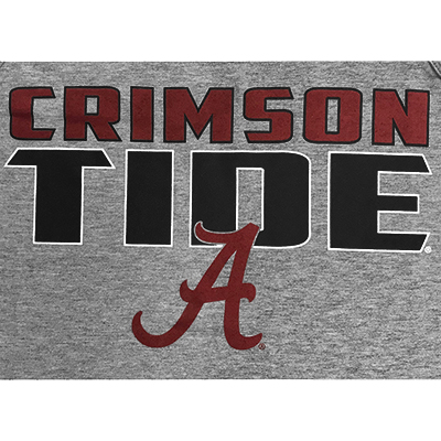 47 BRAND ALABAMA CRIMSON TIDE SPLITTER TANK
