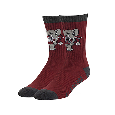47 Brand Alabama Bolt Sport Sock