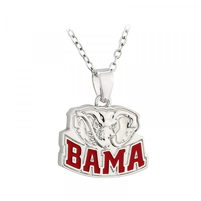Bama With Elephant Necklace