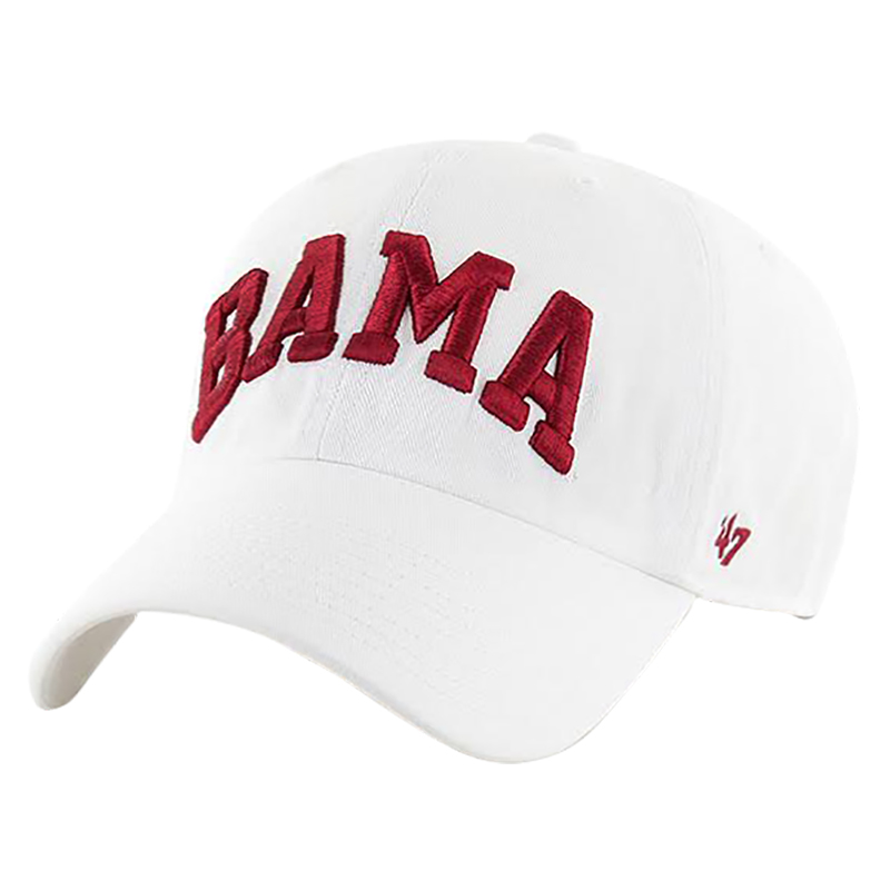 47 Brand Clean Up Cap With Bama (SKU 13189174208)