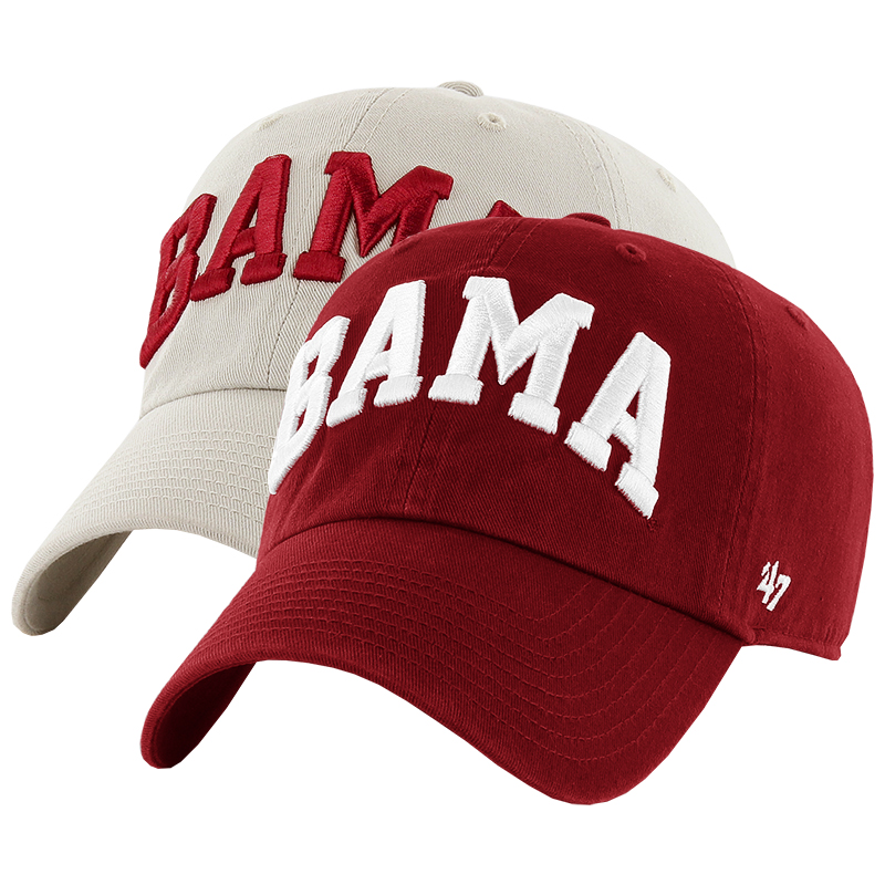 47 Brand Clean Up Cap With Bama (SKU 13189181208)