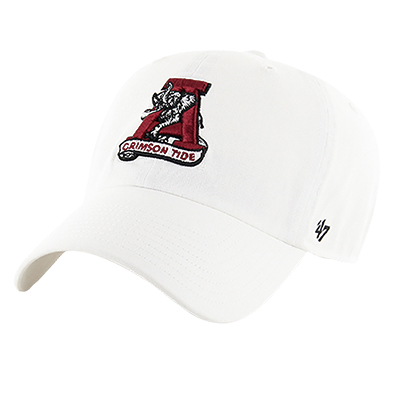 47 Brand Clean Up Cap With Script A Elephant