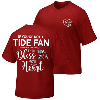 Alabama Bless Your Heart T-Shirt