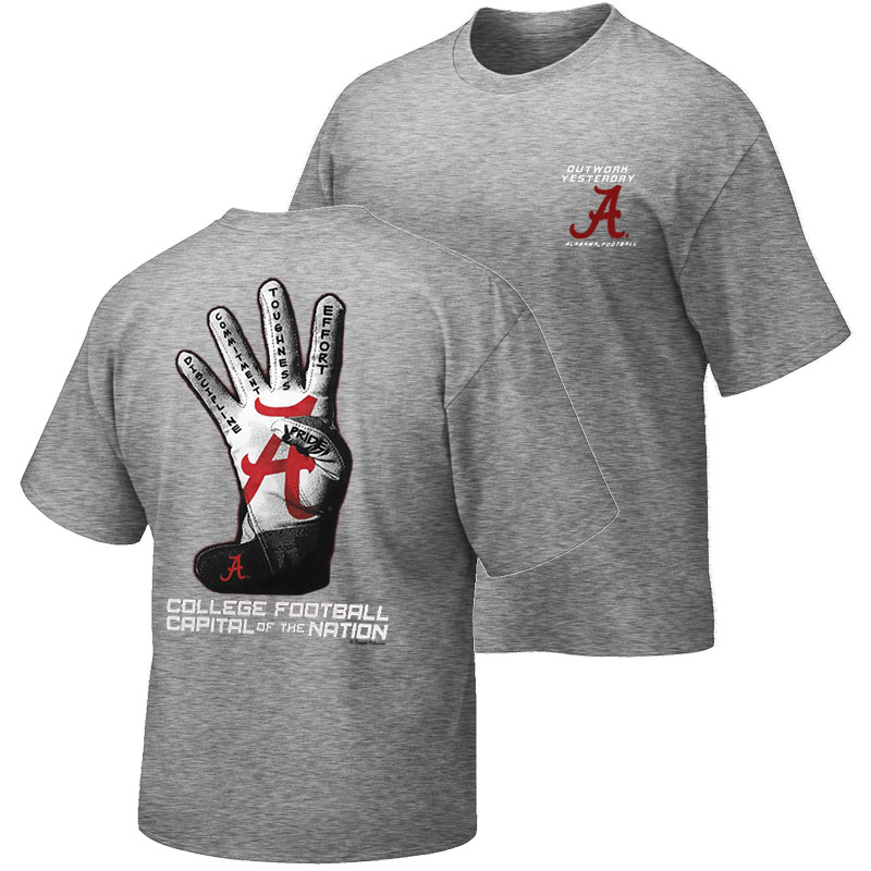 Ua Football Capital T-Shirt (SKU 13190637102)