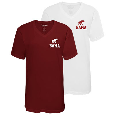 Tuskwear Clean V-Neck Bama T-Shirt