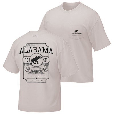Tuskwear Alabama Tradition Ii Design T-Shirt