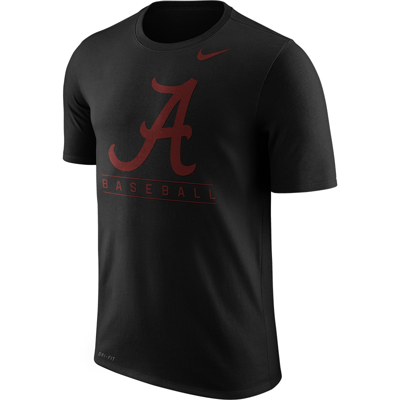 Alabama Nike Men's Short Sleeve Legend Team Issue Baseball T-Shirt (SKU 13195632158)