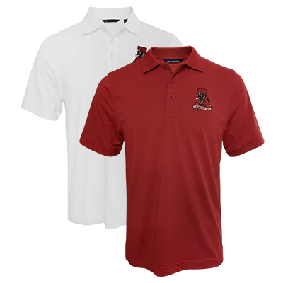Cutter & Buck Alabama Forged Polo With Vault Logo