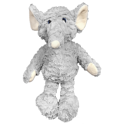Softex Sitting Elephant Plush