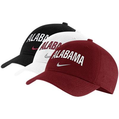 5eba1a7d0c6 Alabama Nike H86 Arch Cap