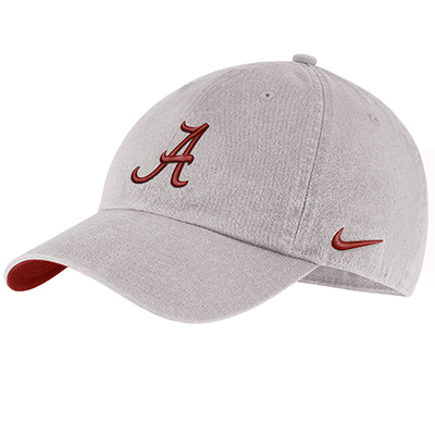 41c0645a7ef Alabama Nike H86 Washed Cap