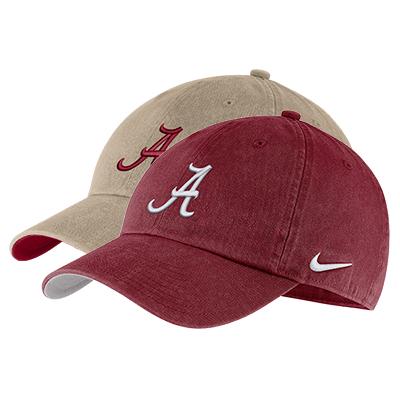 3171bd8bc29 Alabama Nike H86 Washed Cap
