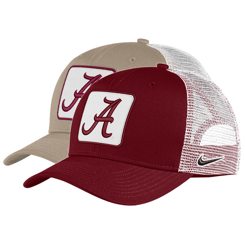 Alabama Nike Classic 99 Trucker Cap  76abb799a22