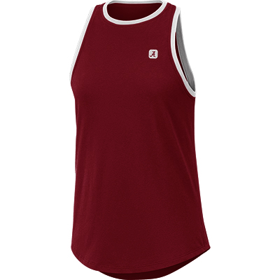 Alabama Women's Nike Dry High Neck Tank