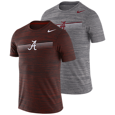 7b9897a76d Alabama Men's Nike Short Sleeve Velocity Legend Graphic T-Shirt