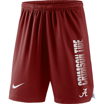 Alabama Men's Nike Breathe Knit Player Short