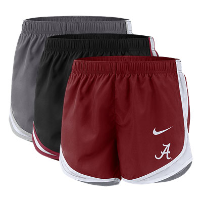 Alabama Women's Nike Tempo Short