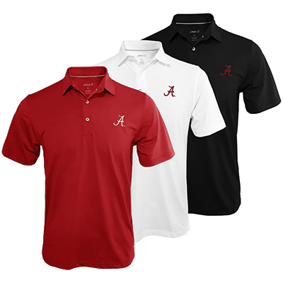 Alabama Birdie Polo Shirt