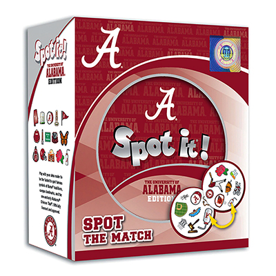 Alabama Spot It Game