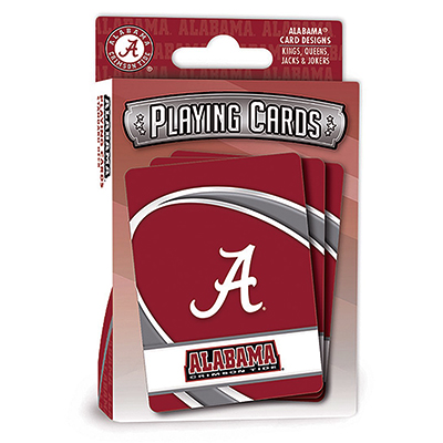 Alabama Playing Cards
