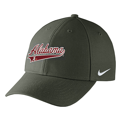 Nike Youth Alabama Dri Fit Wool Classic Cap