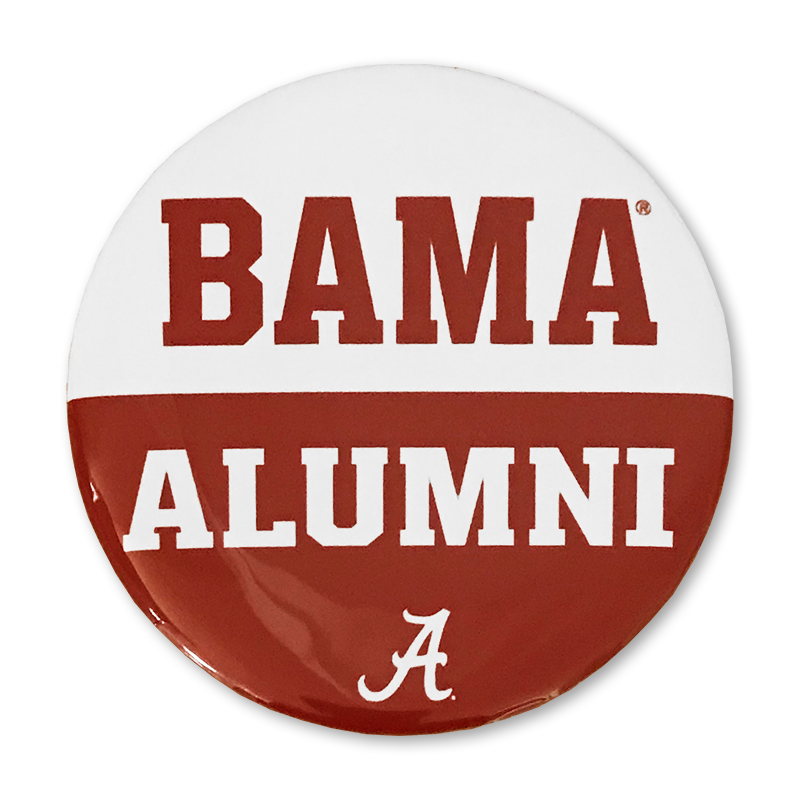 Bama Alumni Button (SKU 13216665120)