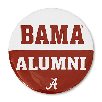 Bama Alumni Button