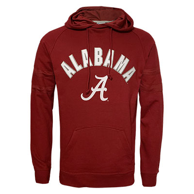 Alabama Super Fan Pullover Hoodie