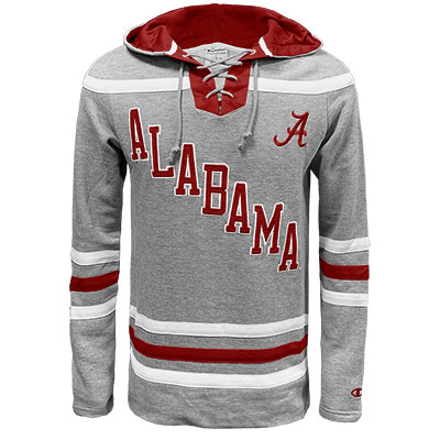 Alabama Super Fan Made To Order Hockey Hood