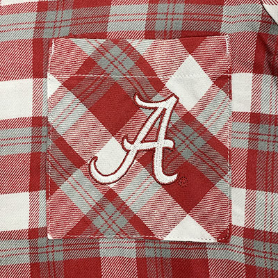 ALABAMA LADIES' PIEDMONT LONG SLEEVE SHIRT