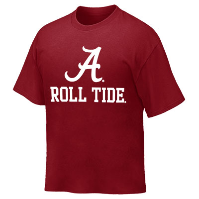 Icba Roll Tide T-Shirt