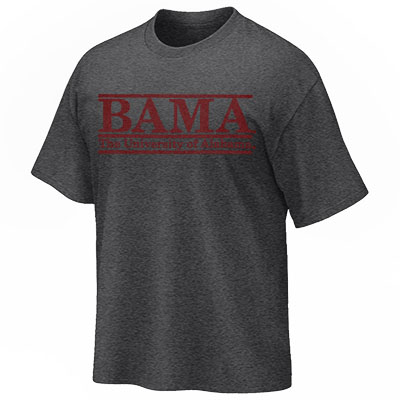 Bama Bar Design T-Shirt