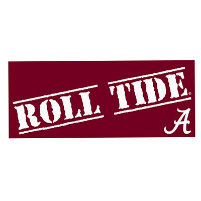 "Roll Tide 6"" Mini Bumper Magnet"