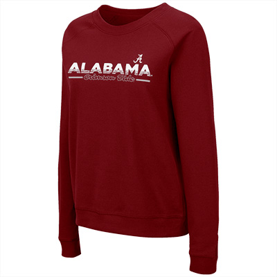 Alabama Crimson Tide Magda Crewneck Sweatshirt