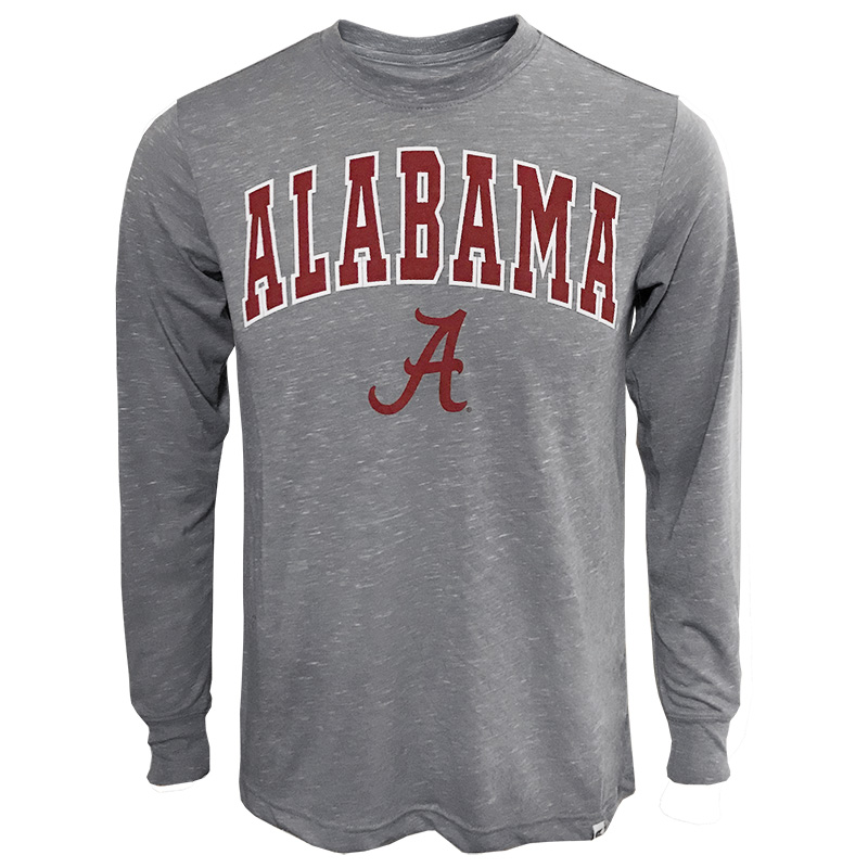 Alabama Script A Simpson Long Sleeve T-Shirt (SKU 13229504102)