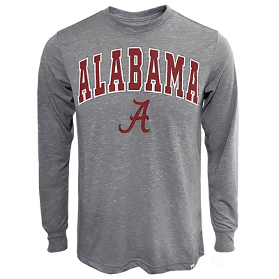 Alabama Script A Simpson Long Sleeve T-Shirt