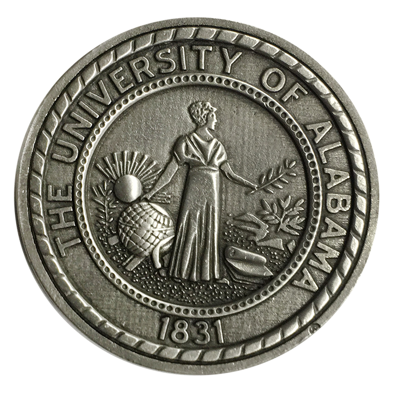 Ua Custom Sparta Pewter Coin (SKU 1322955974)