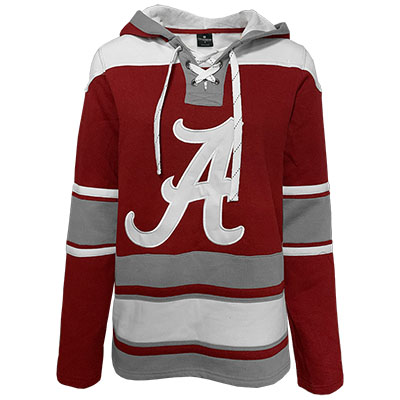 Crimson Tide Script A Choo Hockey Sweater