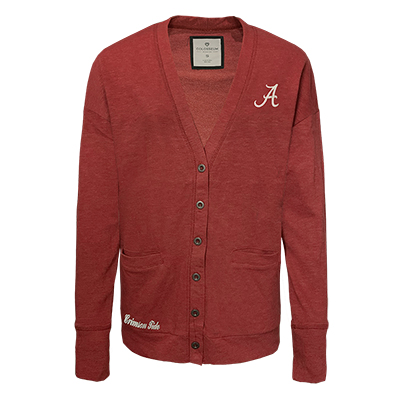 Alabama Park Avenue Cardigan