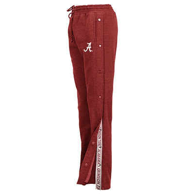 ALABAMA CRIMSON TIDE SNAP PANT