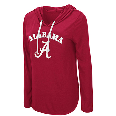 My Lover Alabama Long Sleeve Hooded T-Shirt