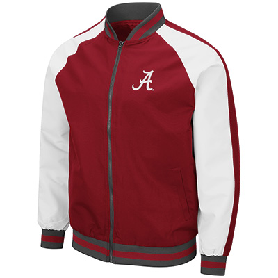 Alabama Athletic Seal Kent Bomber Jacket