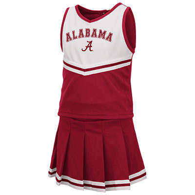 Alabama Crimson Tide Pinky Cheer Set