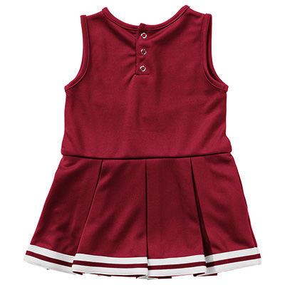 ALABAMA PINKY INFANT CHEER DRESS