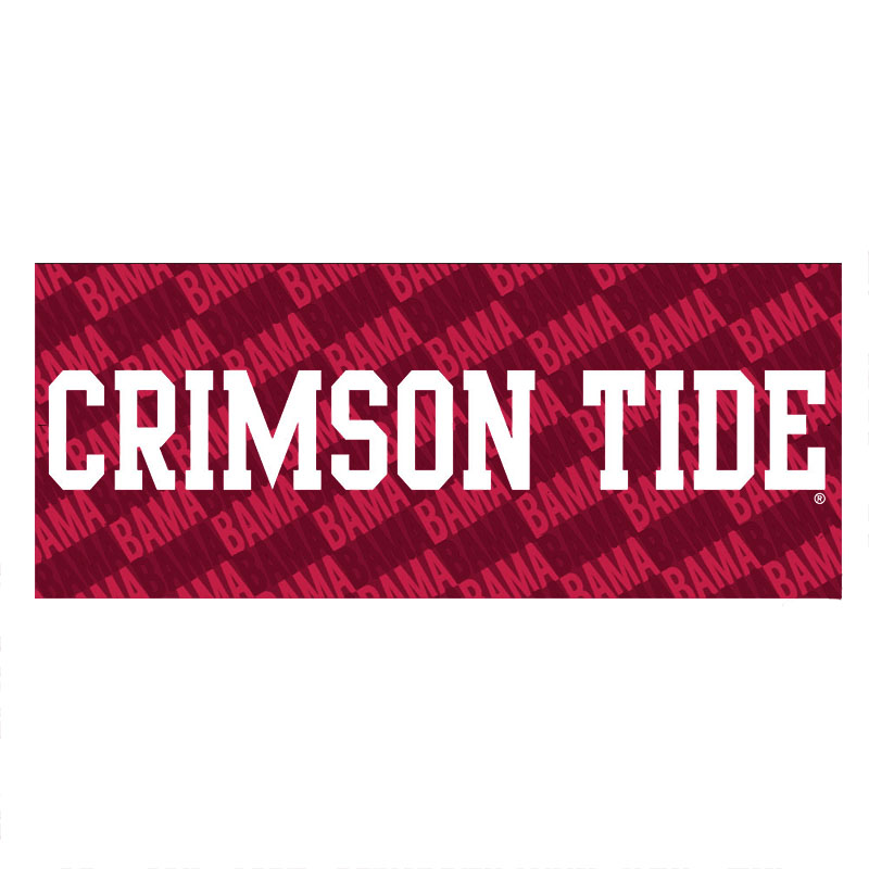 "Crimson Tide 6"" Mini Bumper Magnet"